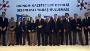 EGD geleneksel yılbaşı buluşması gerçekleşti