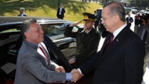Ürdün Kralından Erdoğana demokrasi eleştirisi