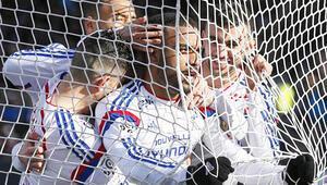 Ligue 1de Lyon liderliğe demir attı