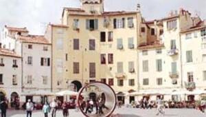 Lucca'da Puccini ve Da Vinci'nin ayak izlerinden yürüdüm, romantizmi yaşadım