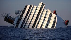 Aliağa Costa Concordianın söküm işlemlerini Cenovaya kaptırdı