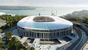 İşte Beşiktaşın yeni mabedi