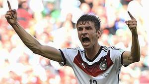 Almanya 4 - 0 Portekiz