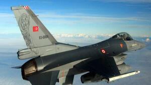 Dağlıca'da PKK'ya 'Pars' bombaları