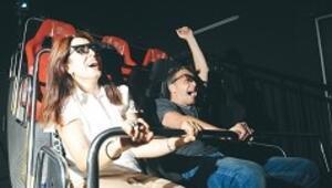 5 boyutlu sinema