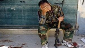 'ÖSO komutanı Türkiye yolunda öldü'