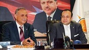 AB Bakanı Egemen Bağış İzmirde