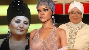 Rihanna olayım derken…