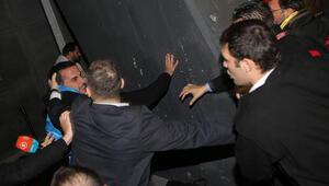 Gazetecilere saldıran özel güvenlikçiler 6 ay hapis cezası alabilir