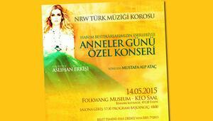 NRW Türk Müziği Korosu'ndan annelere özel konser