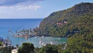 Atlantik'i tekneyle geçtim, Karayipler'de reggae dinledim