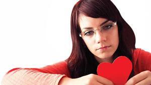 Aşk acısı fena vuruyor