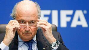 Blatter: Rusyayı boykot etmeyeceğiz