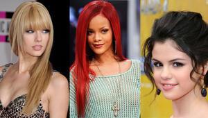 Ünlü modellerin günlük saç stilleri