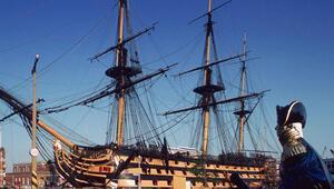 Ünlü gemilerin son limanı