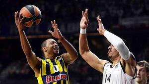 Real Madrid 96 - 87 Fenerbahçe Ülker