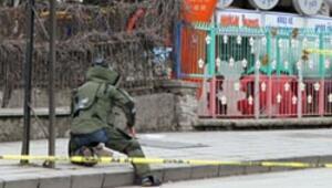 Başkentte bomba alarmı