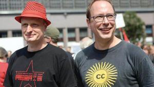 Almanyada basın özgürlüğü kavgası