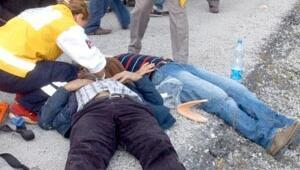 Tatilin ilk 3 günündeki kazalarda 44 kişi öldü