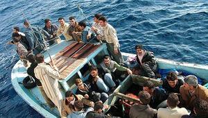 Akdenizde boğulan kaçak göçmen sayısı 10 kat arttı