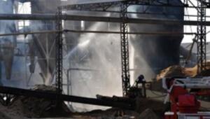 Bursada patlama:1 ölü 4 yaralı