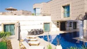 'Kral villa' ile zengin turist avı
