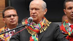 MHP Genel Başkanı Devlet Bahçeli Bozüyükte konuştu