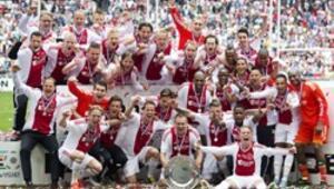 Hollanda Liginde Ajax ipi göğüsledi