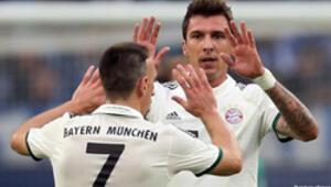 Bayern ezdi, geçti: 0-4