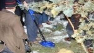 Susurluk'un kayıp silahları için kazı