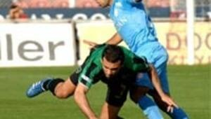 Antalyaspor: 0 Kocaelispor: 0