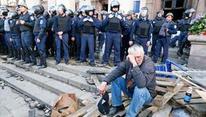 Ukrayna'da büyük yıkım
