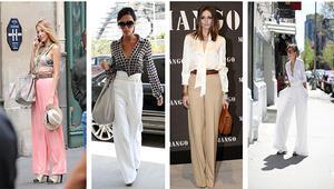 Pantolon-etek trendi