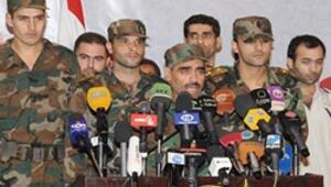 Saf değiştiren Suriyeli muhalifler Esada geri döndü