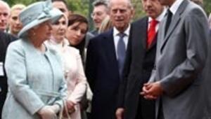 Kral ve Kraliçe buluştu