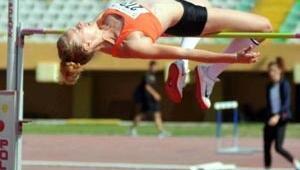 Atletizm şampiyonası sürüyor