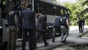 Usulsüz dinleme iddiasında 10 tutuklama