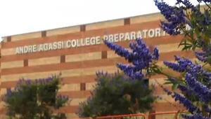 Ünlü tenisçi Andre Agassinin okulunda seks skandalı