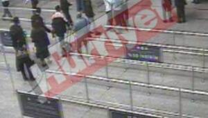Havalimanında arbede çıktı: 1 yaralı