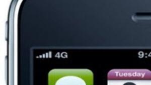 iPhone 4G geliyor