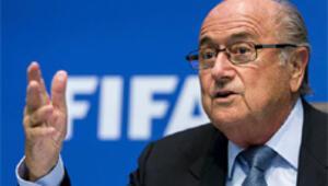 Blatter, Katarda düzenlenecek 2022 Dünya Kupası için net konuştu