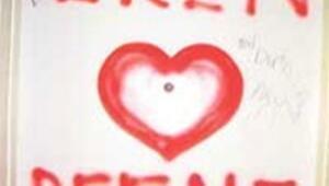 İşte o aşk yazıları