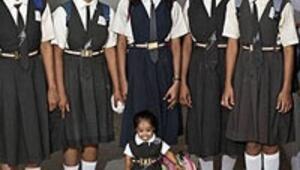 Dünyanın en küçük kızı