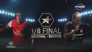 Londrada dev maç: Arsenal-Bayern