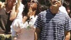 Oprah geliyor