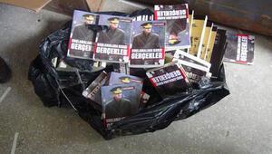 Ankarada büyük korsan kitap operasyonu