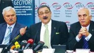 ATO'dan üyelerine 600 milyon'luk kredi