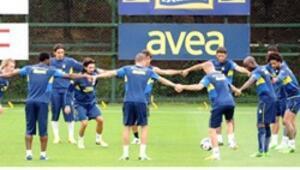 Fenerbahçede hazırlıklar sürüyor