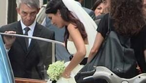Tubanın nikahından ilk fotoğraf