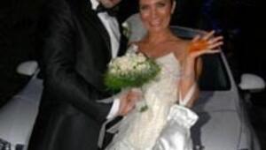 Dizi oyuncusu böyle evlendi